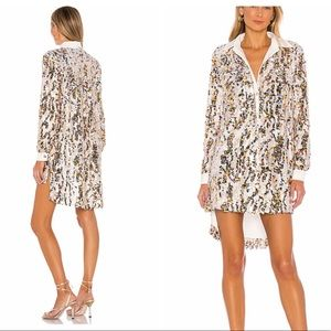House of Harlow x REVOLVE Devina sequins dress